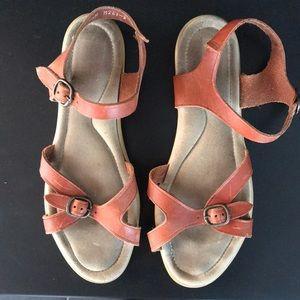 Vintage Dex Leather Sandals Size 7.5